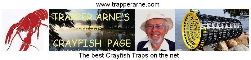 Clik to go to this site for the best price and quality crayfish traps!